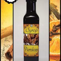 Aromatyczny syrop piernikowy - doskonały dodatek do kawy i herbaty