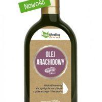 Olej Arachidowy 350ml - chroni przed chorobą Alzheimera